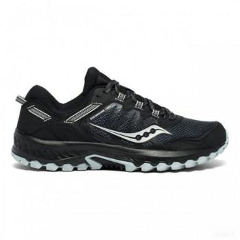 homme saucony chaussures saucony versafoam excursion tr13 noir gris France Vente