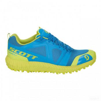 homme scott chaussures scott kinabalu bleu jaune Outlet Online