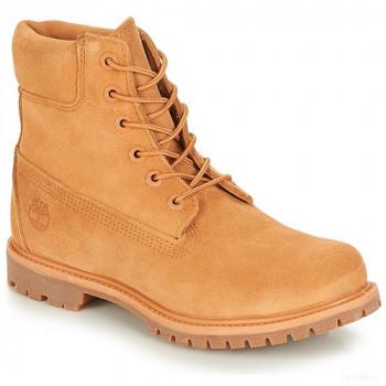 Timberland 6in Premium Suede Boot Biscuit Boots Femme En Soldes