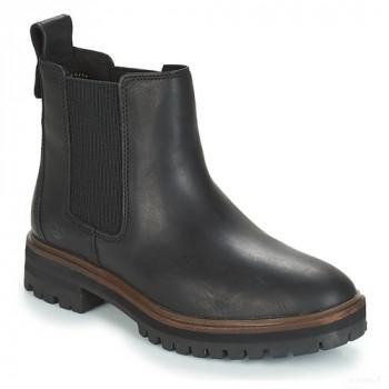 Timberland London Square Chelsea Noir Boots Femme En ligne Shop
