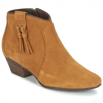 Timberland Carleton Tassle Boot Camel Bottines Femme Online Boutique