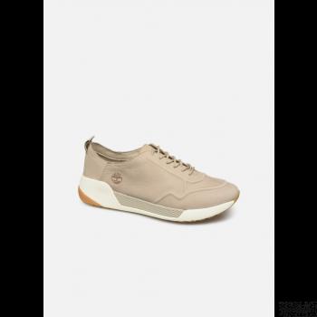timberland kiri up new leather ox - beige 2020 Sale