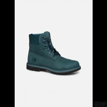 timberland 6in premium wp boot l/f- w - bleu Vente Pas Cher