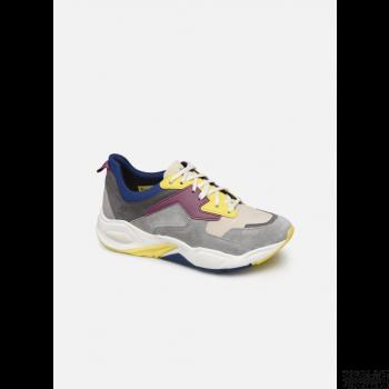 timberland delphiville leather sneaker - multicolore Meilleures ventes