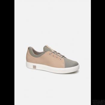 timberland amherst lthr ltt sneaker - beige Meilleures ventes
