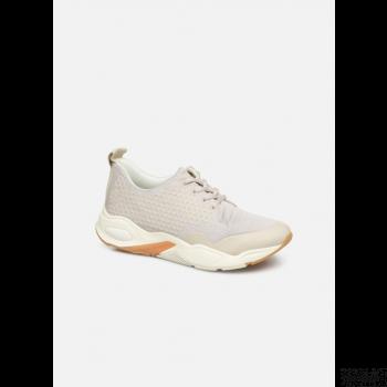 timberland delphiville textile sneaker - beige Online Store