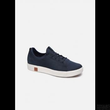 timberland amherst leather ltt sneaker - bleu Online Vente